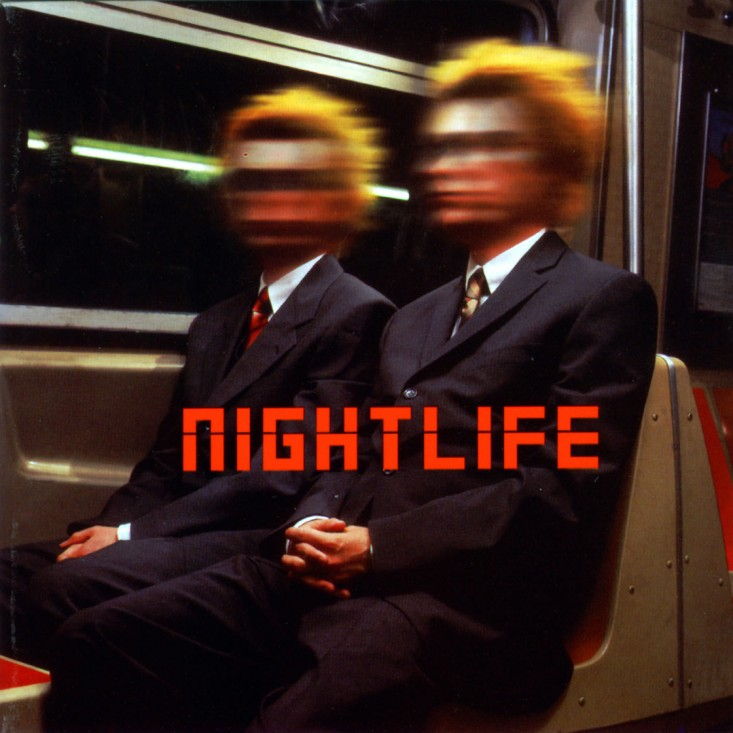 Pet Shop Boys – Night life album – various tracks