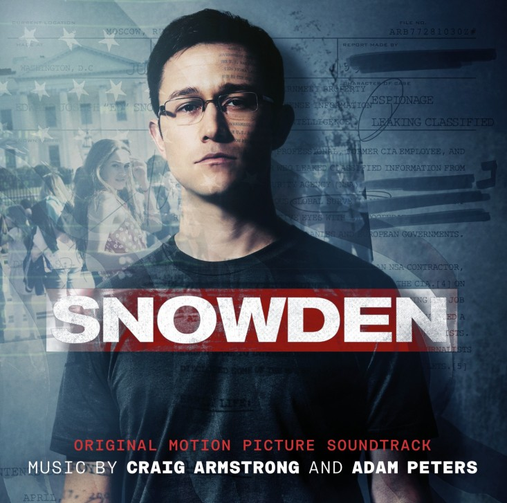 Snowden Official Sound Track Release