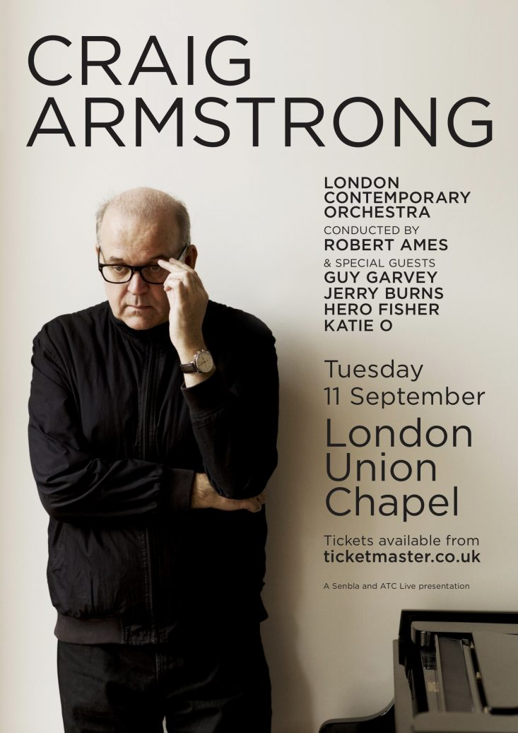 Live Show Announcement: Union Chapel, London